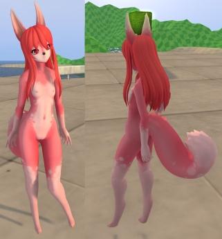 pinkkemono